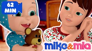 Rock a Bye Baby | YouTube Nursery Rhymes for Children | Lullaby and Kids Songs by Mike and Mia