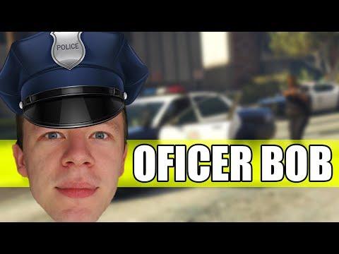 OFICER BOB PORZĄDKU PILNUJE! - GTA 5 ROLEPLAY thumbnail