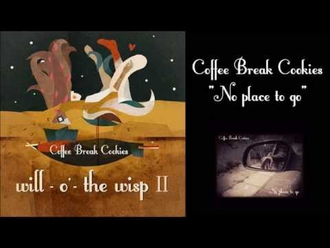 Coffee Break Cookies - No place to go