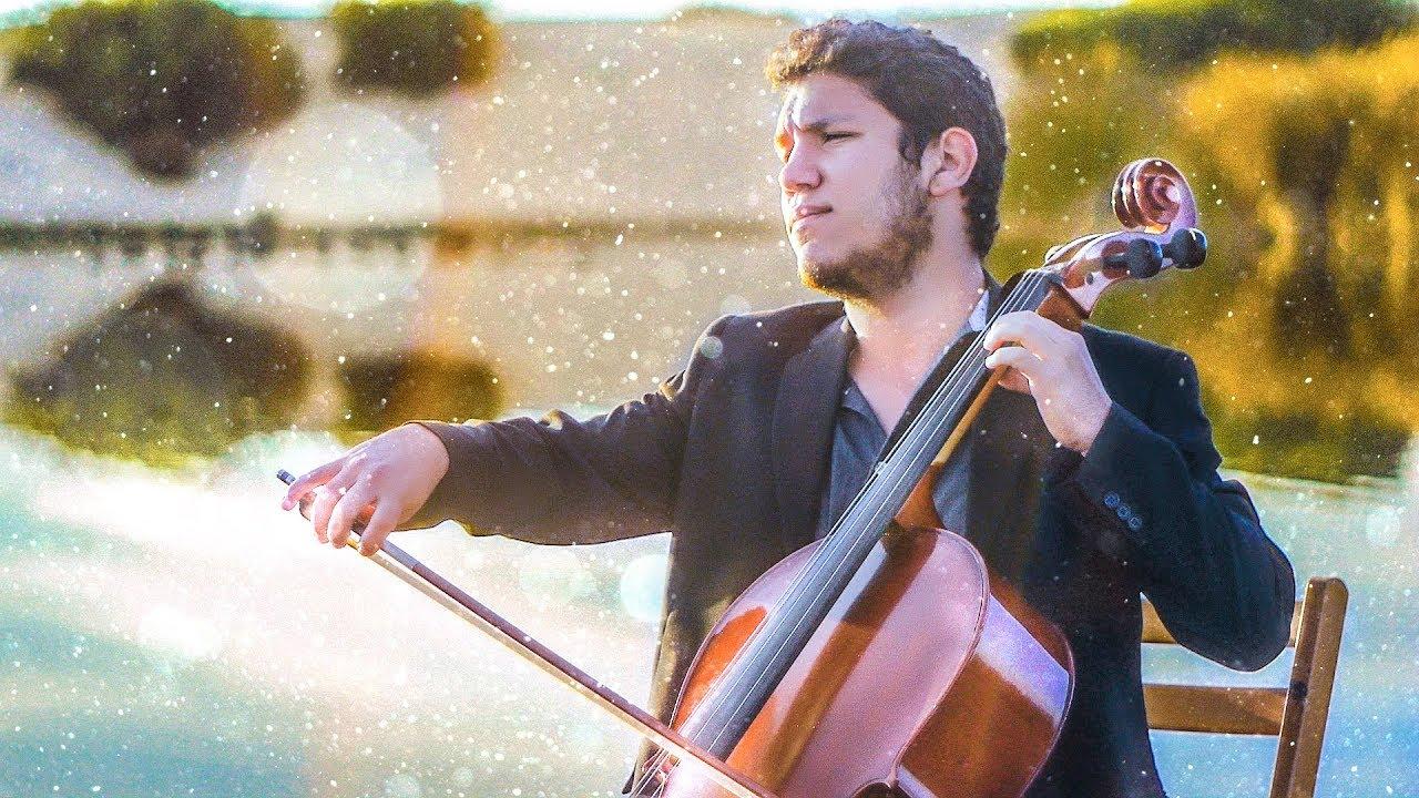 flows river yiruma piano david solis cello orchestral version