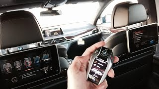 2016 BMW 7 Series: 750i xDrive M Sport Full Review / Start Up / Exhaust / Short Drive