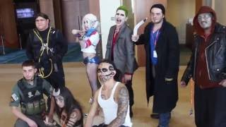 Omnicon 2016 Cosplay Music Video