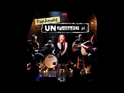 Paramore - MTV Unplugged (2009)