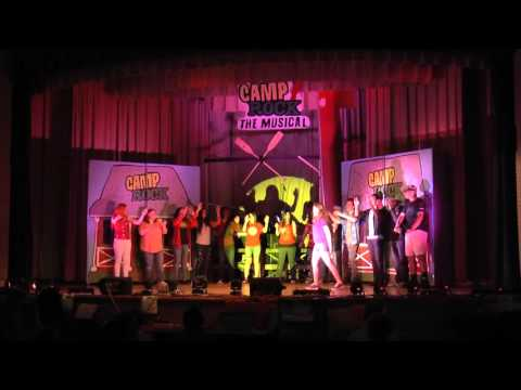 FCHS Camp Rock The Musical (Saturday, Part 1)
