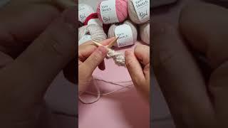 3.뜨개질 하는법 기초 안뜨기