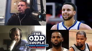 Kerry Kittles - Today's Style of Play in the NBA is Causing More Injuries | THE ODD COUPLE