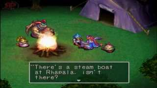 PSX - Breath of Fire III Part 9 - Return to Wyndia