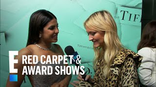 Priyanka Chopra Shows Off Engagement Ring From Nick Jonas   E! Red Carpet & Live Events