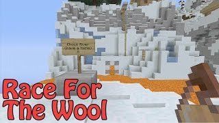 Minecraft Xbox - Race For The Wool - Christmas Special [1]