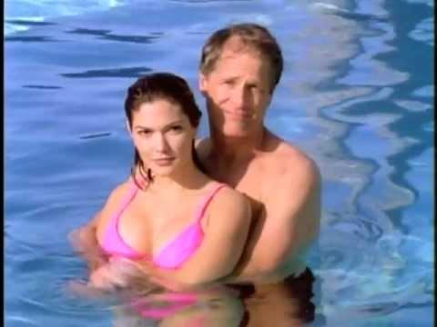 Ben Murphy pool scene 1
