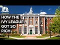 How Harvard and Other Colleges Manage Their ... - YouTube