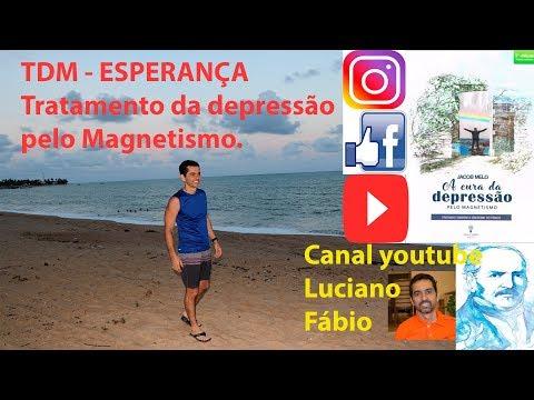 TDM leva Esperança ao Depressivo - por Luciano Fábio