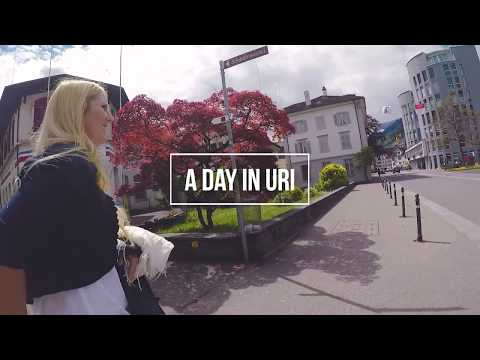 A day in Canton Uri, Switzerland
