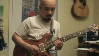 moonflower -Santana covered by Hoang