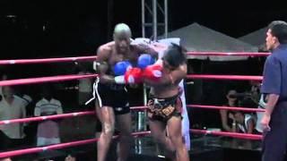 Muay Thai Premier League second round - Kombat League 2011