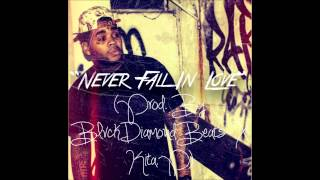 "*FREE* ""Never Fall In Love"" (Kevin Gates/August Alsina Type Beat) R&B Banger"
