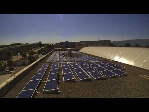 DESS HQ Solar Pannel Installation