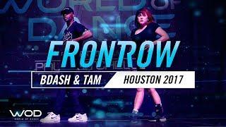 BDash Tam Rapp FrontRow World of Dance Houston 2017