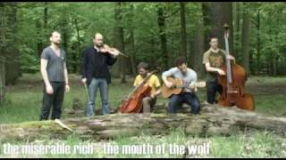 Bedroomdisco TV: The Miserable Rich acoustic (Part 2)  - The Mouth Of The Wolf