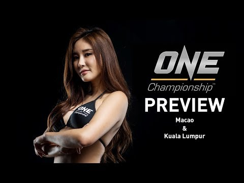 SBD Podcast #125 - ONE Championship Preview With Bear Frazer (Macao & Kuala Lumpur, August 2017)