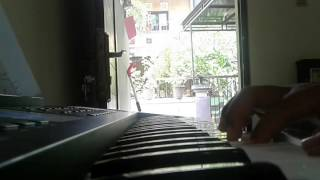 Yura - Berawal Dari Tatap keyboard (right hand)