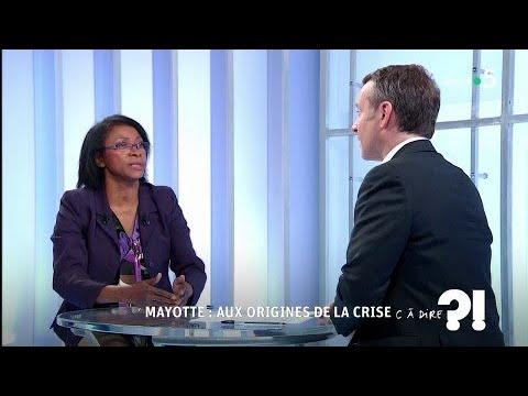 Mayotte: aux origines de la crise #cadire 14.03.2018