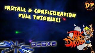 How to setup PCSX2 emulator (2017)