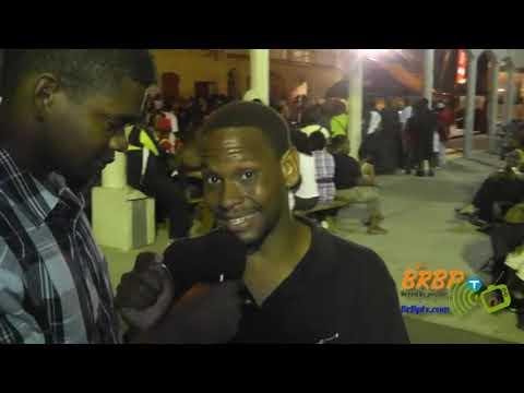 Post Cricket Celebration in Roseau on @BrBpTV