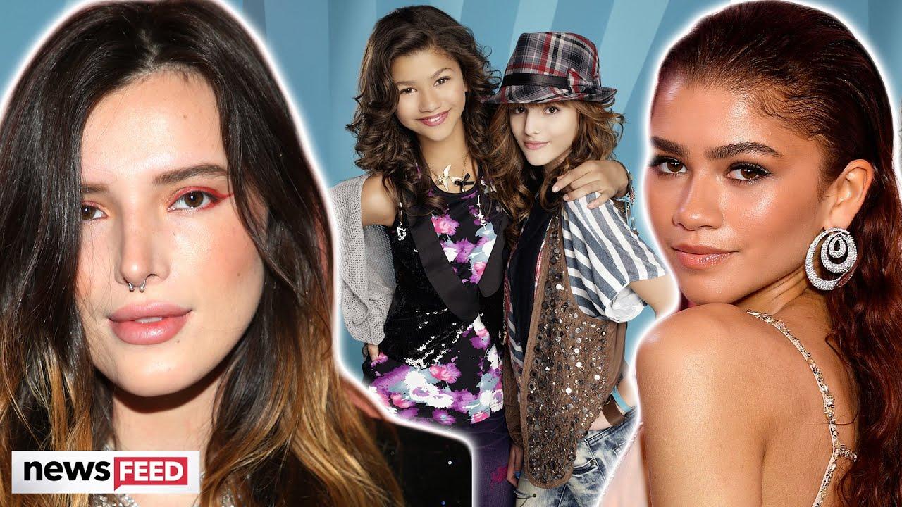 Bella Thorne Admits Zendaya & Her 'Weren't Friends'!
