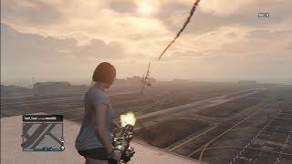 GTA Online - A la guerre comme à la guerre - 1/2