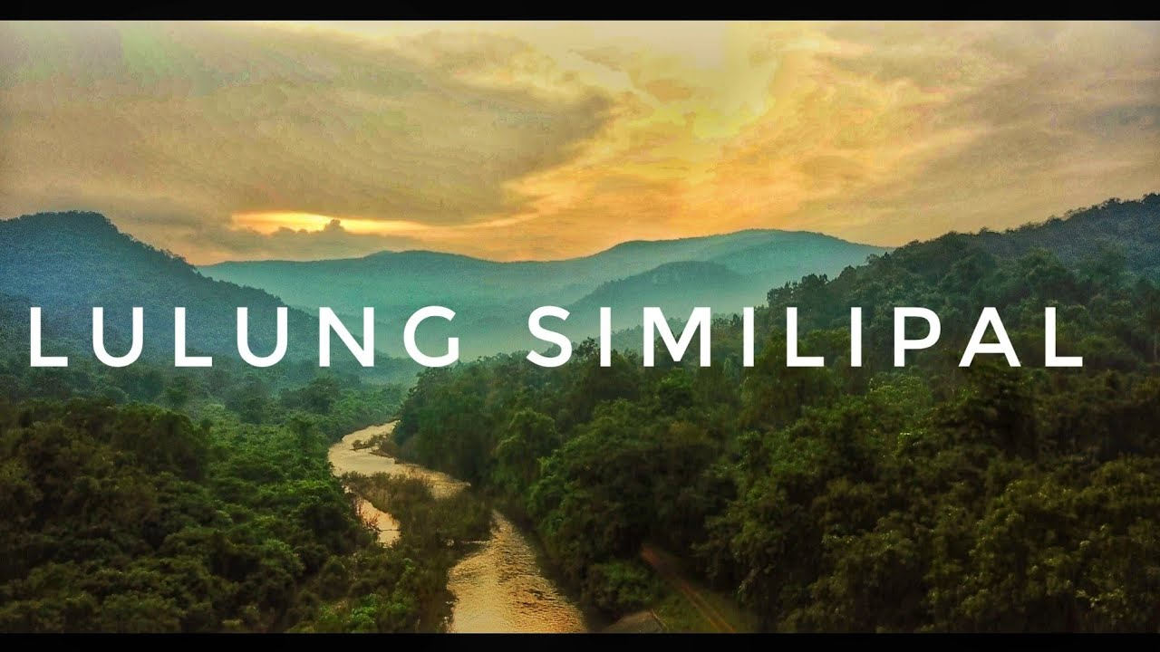 LULUNG - SIMILIPAL 4K - Drone View