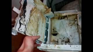 Неприятный запах со стиральной машины, как избавиться.(И так стиральная машина марки Indesit fls802 1999 года выпуска, работала и работает. Но неприятный запах все ни..., 2016-07-25T18:31:29.000Z)
