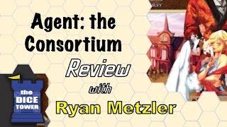 Argent: the Consortium Review - with Ryan Metzler
