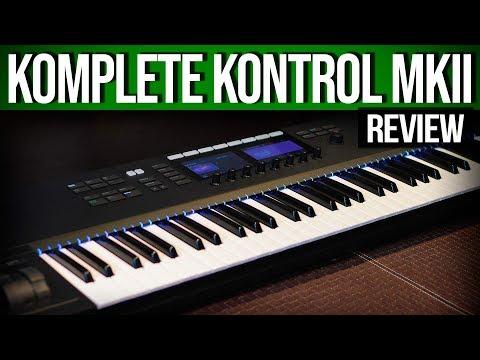 🎹 Komplete Kontrol MkII | Review español