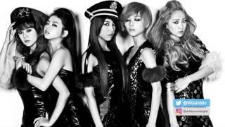 원더걸스(Wonder Girls) - Be My Baby (Karaoke / Instrumental)