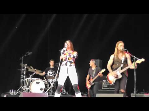 "Juliette and The Licks - Get Up "" Live@Gröna Lund"""