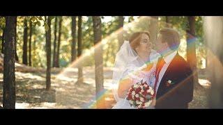 Свадьба. Витя и Таня. Клип.