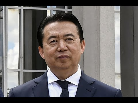 Chinese Interpol chief reported missing on home visit, say French police