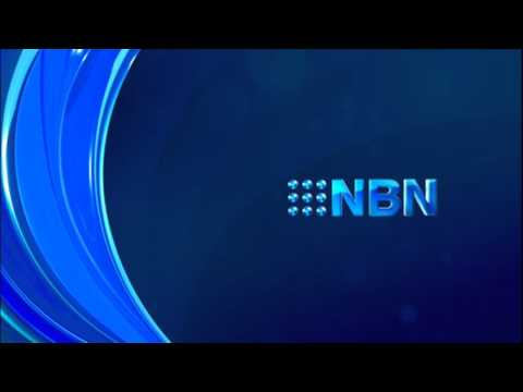 NBN Television - 6pm Lineup and 10 Second Ident (14.2.2016)