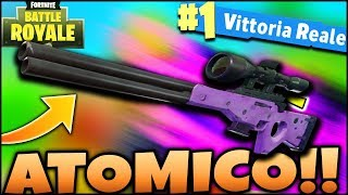 FORTNITE ITA : Un CECCHINO PAURA!! END JEU BELLO TOSTO VICTOIRE ROYALE ?