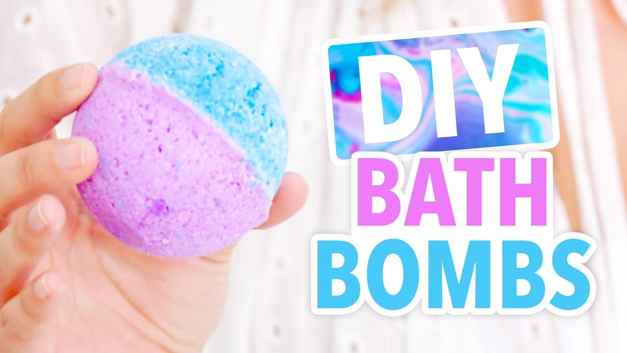 Diy easy homemade bath bombs hgtv handmade youtube diy easy homemade bath bombs hgtv handmade solutioingenieria Images