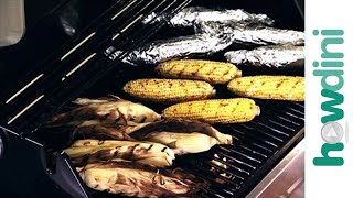Grilled Corn On The Cob Recipe - How To Grill Corn On The Cob