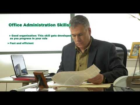 How to Become an Office Administrator