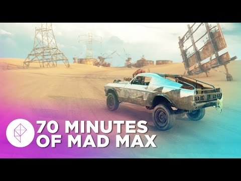 70 minutes of gameplay from Avalanche Studios' Mad Max game