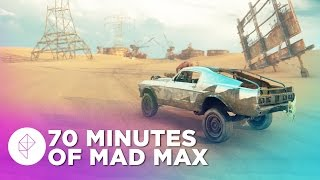 Mad Max — 70 Minutes of GAMEPLAY!