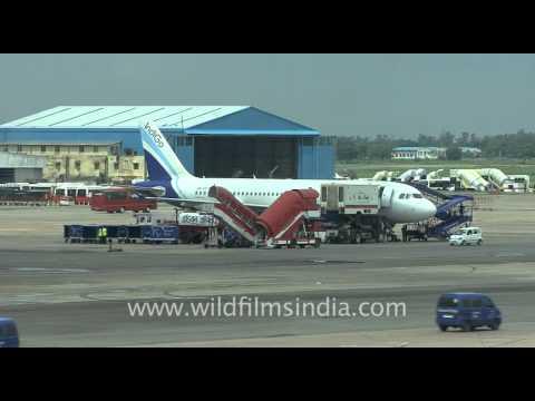 Indira Gandhi International Airport 1D domestic terminal