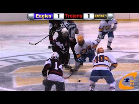 Boys Hockey vs Worthington 2015