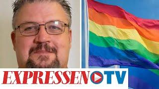 """SD-topp vill förbjuda Prideflaggan: """"Nu!!"""""""