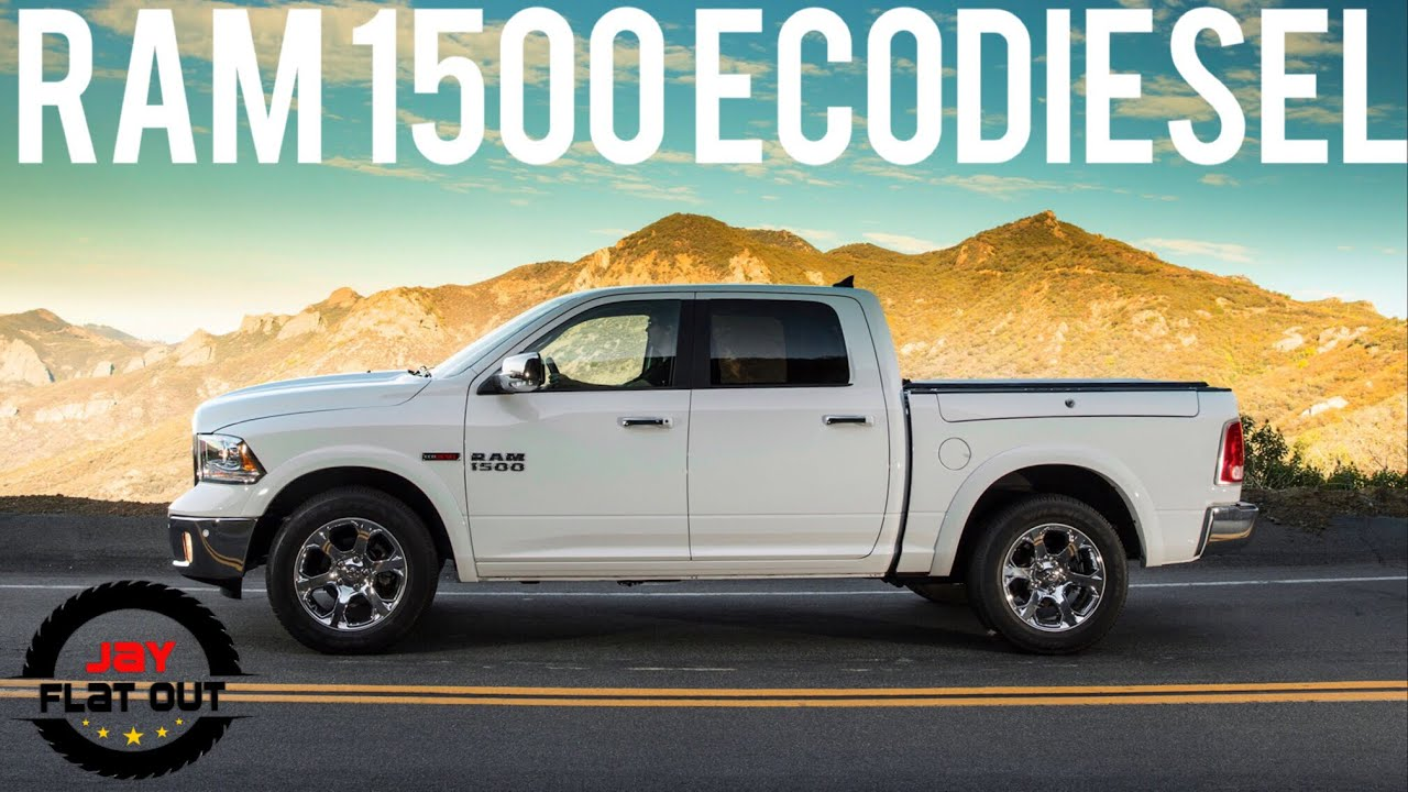 2018 Ram 1500 Ecodiesel Review In Depth Drive Jay Flat Out Youtube