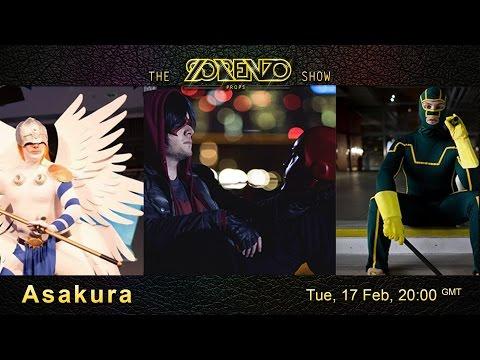 The Sorenzo Props Show - Asakura: Live in the Studio.